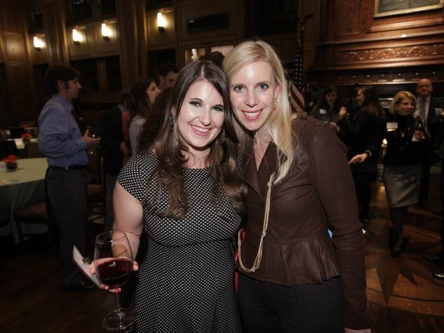 Courtney Underwood, Catherine Carr, Good Works Under 40