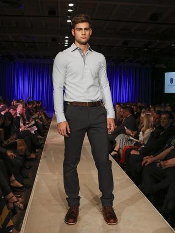 TRIBEZA Style Week Fashion Show 2016 at Brazos Hall Criquet Journeyman Clothier Zilker Belts