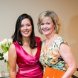20 Kate Doke, left, and Leslie Bourne at Elizabeth Anthony's Generations of Glamour event May 2014