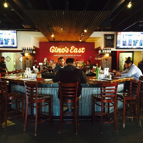 Gino's East The Woodlands
