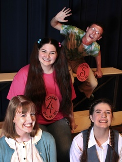 Maverick Theatre Company presents The 25th Annual Putnam County Spelling Bee