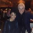 News, Shelby, Steve Tyrell and judith Hill in the dark, March 2014