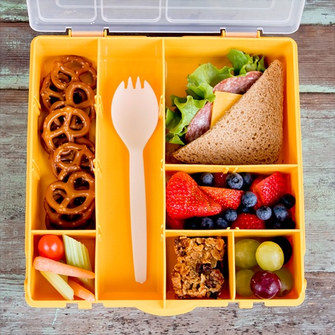 Bento box lunchbox by My Square Meal