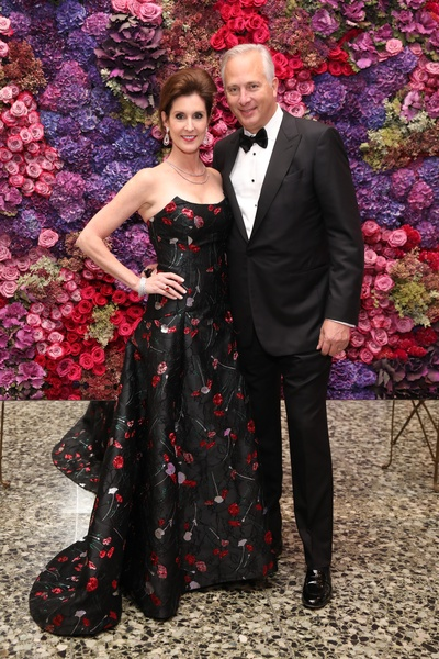 Phoebe and Bobby Tudor at MFAH Grand Gala Ball
