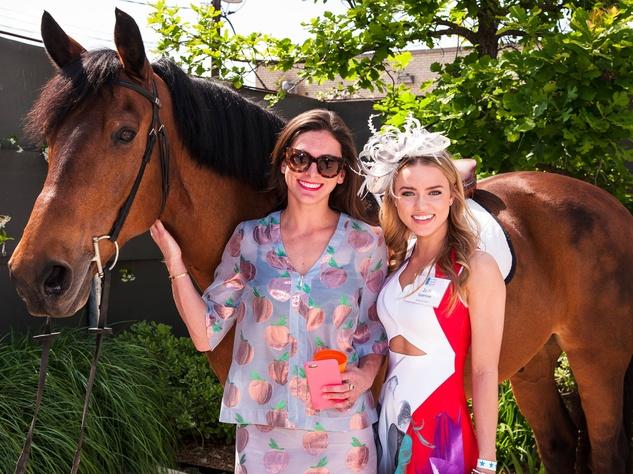 Gabi Sztamenits, Jodi Sparrow, TAG Derby