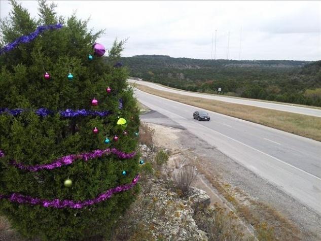 Christmas tree Loop 360