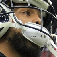 Arian Foster close up