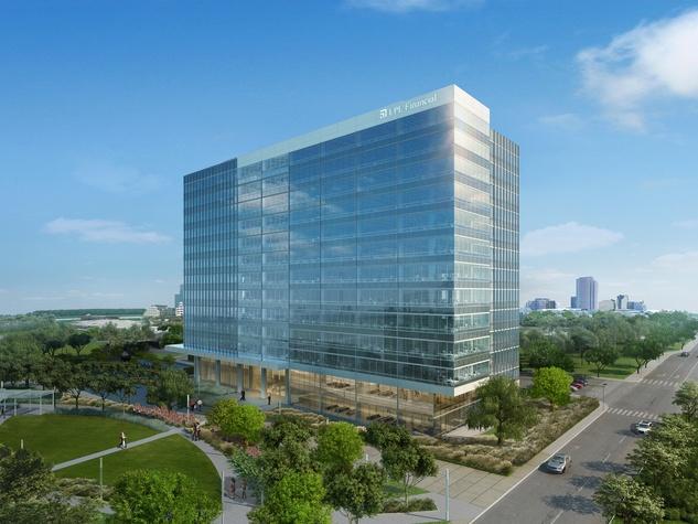 Gerald Hines LPL Financial building in La Jolla San Diego rendering