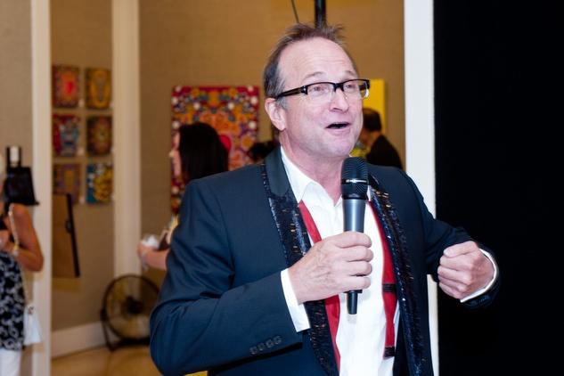 11 Dennis Murland Seven selected artists benefitting Bayou City Art Festival July 2014