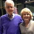 Joe and Nan Evans at David Zyla at Atrium Ready to Wear January 2014
