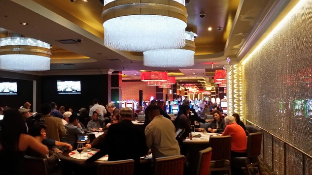 News, Shelby, Golden Nugget Lake Charles, Dec. 2014