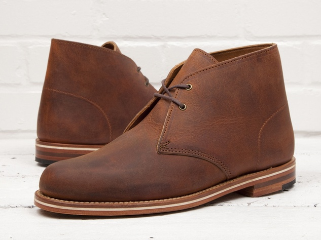 Helm Boots Phillips Copper boot