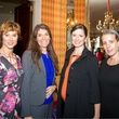 MaryAnn Means-Dufrene, Ann Zadeh, Jen Appleman, Holland Sanders, Fort Worth Arts Council Heart of Gold Luncheon