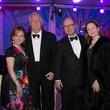 Junior League Gala, Feb. 2016, Carol Landers, John Landers, Janet Jenkins, Forrest Jenkins