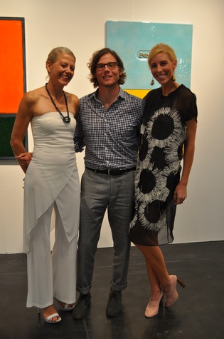 News, Shelby, Texas Contemporary opening, Sept. 2014,  Catharine Clark, Will Walsh, Lindsey George