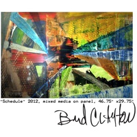 Art opening reception: On Time by artist Bud Clayton