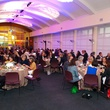 "The crowd at the UH School of Art ""Cultivating Creativity"" dinner"