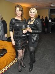 0017, CM Most Eligible party, December 2012, Martine Lavinghouze, Jackie Medina