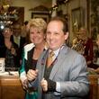 8 Lynn Walsh and Franco Valobra at the Valobra Pin Oak holiday party December 2014