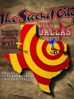 The Second City Does Dallas