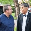 Heroes in Health BBQ, 6/16  Dr. Joseph Love, Dr. Benjamin Chu