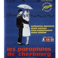 French Cultures Festival film screening: Les parapluies de Cherbourg