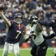 Case Keenum pressure Texans
