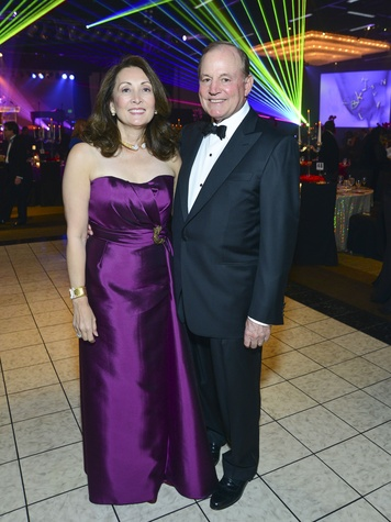 3 Penny and Paul Loyd at the Houston Children's Charity Gala November 2013