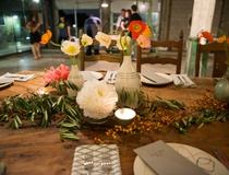 Katie Friel: Local artists create dream dinner party during Make. Eat. Drink.