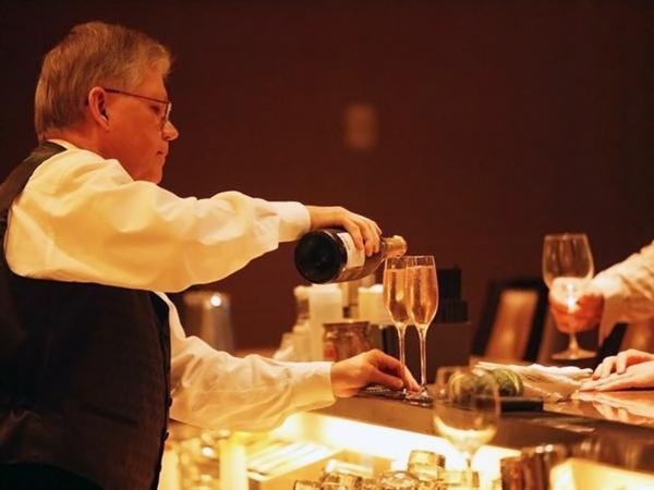 Richard Middleton mixologist bartender at Brennan's of Houston