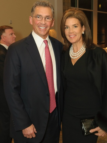 Kenny Troutt, Lisa Troutt, Voices of Hope Dinner