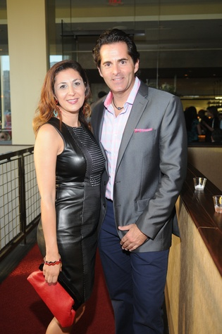 News, Table Restaurant opening, May 2014, Debbie Elias, Michael Garfield