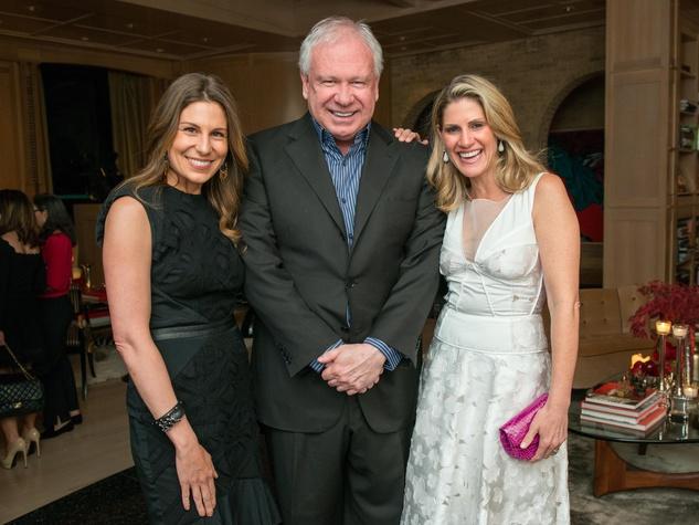 News, Shelby, French Ambassador dinner, April 2015, Jessica Mena, John Thrash, Greggory Burk
