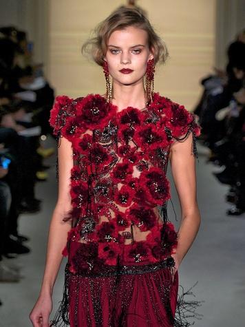 Clifford New York Fashion Week fall 2015 Marchesa March 2015 002