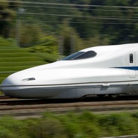 1 Texas Central Rail high-speed bullet train rail