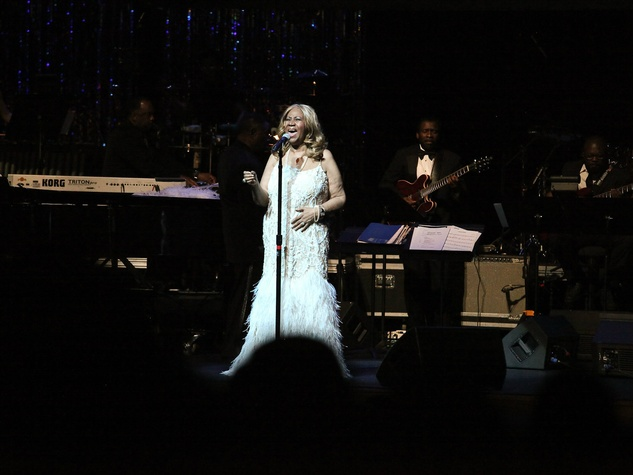 Aretha Franklin, CitySquare