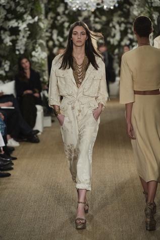 Ralph Lauren fall 2017 runway look 3