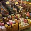 interior of MT Supermarket in Chinatown Center north Austin