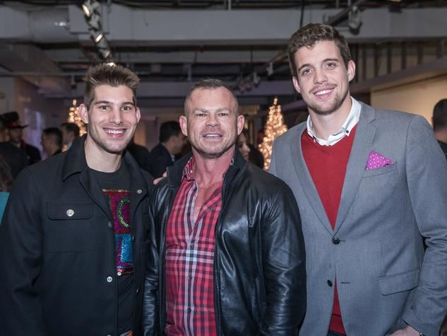 Trent Brady, Michael Shippy, Yaakob Davis