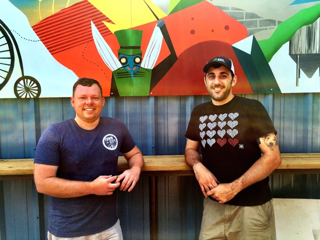 Town in City Brewing owners