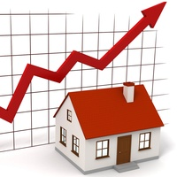 record home sales chart house