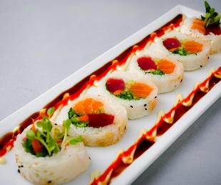 Kabuki Geisha Roll