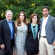 Irwin Gordon, Patricia Cabrera, Pierrette Gordon, Jesus Cabrera, 2013 Dallas Spring Party