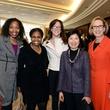 Kristyn Senters, Akilah Wallace, Stephanie Bernal, Vicky Teherani, Roslyn Dawson Thompson, National Philanthropy Day