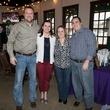 Brian Livingston, Brittany Livingston, Emily Bryce, Bryan Bryce, Snuffers Grand opening