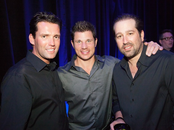 Kirby Schlegel, Nick Lachey, Justin Whitman, Club 41