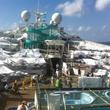 Carnival Triumph cruise ship tent city