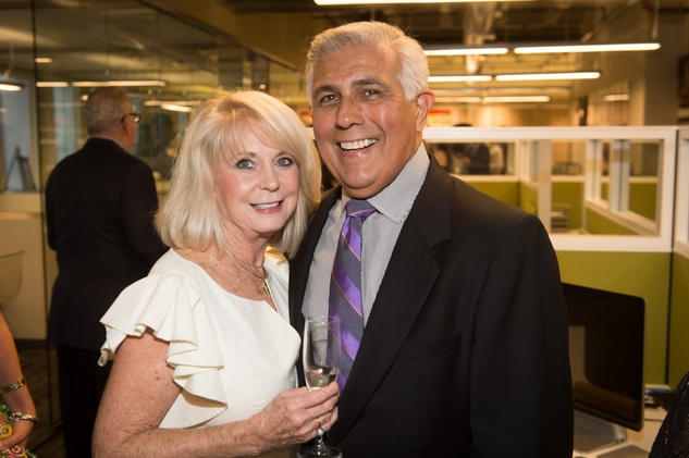 Carnan Properties Opening, April 2016, Gayle Rosales, Robert Rosales