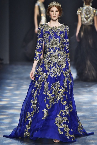 Marchesa fall 2016 runway show look 31