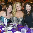 22 Amy Stanton, from left, Melissa Juneau and Donna Peak at the Houston Children's Charity Gala November 2013